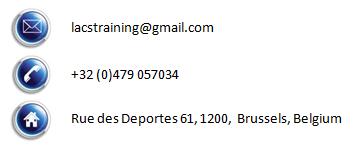 Contact Details LACS Training