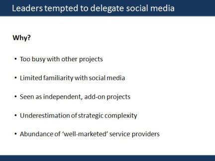 Example of effective PowerPoint design